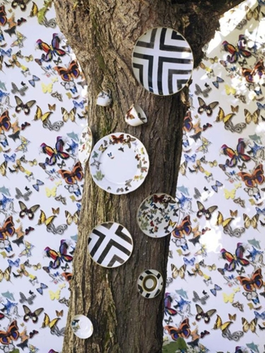 Christian Lacroix Maison launches line of porcelain tableware