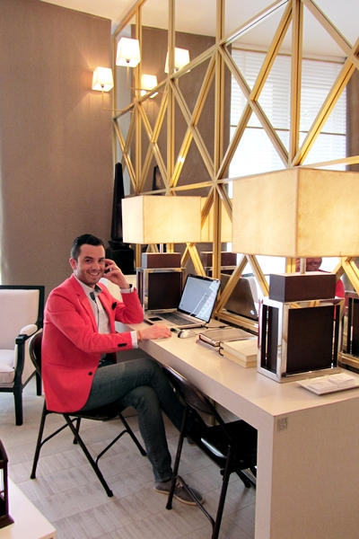 Manuel espejo en casa decor crazy mary for Donde estudiar diseno de interiores en madrid