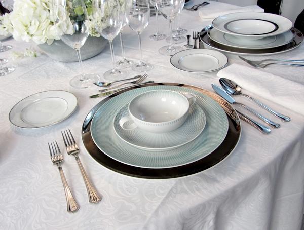 Cursos de decoraci n de mesas revista de decoraci n for Como se colocan los cubiertos en la mesa