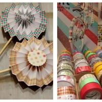 Taller de Origami en Casa Decor