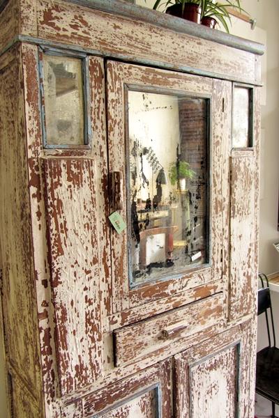 Espacios de trabajo vintage industrial - Muebles vintage reciclados ...