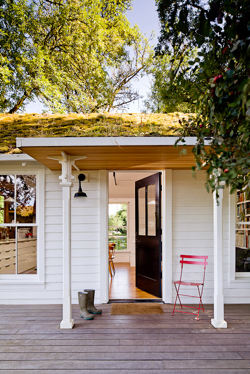 Tiny House by Jessica Helgerson - Featured in Martha Stewart Living