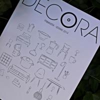 Catálogo DECORA de El Corte Inglés Colección Primavera-Verano