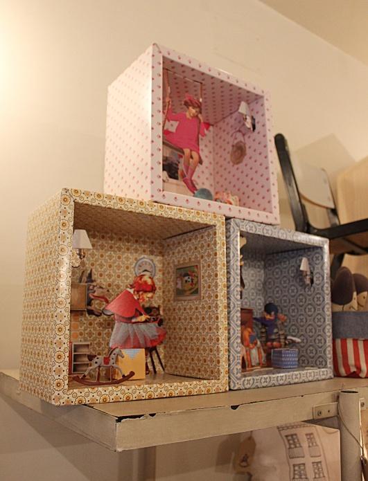 casitas-muñecas-desvan-y-cabinet