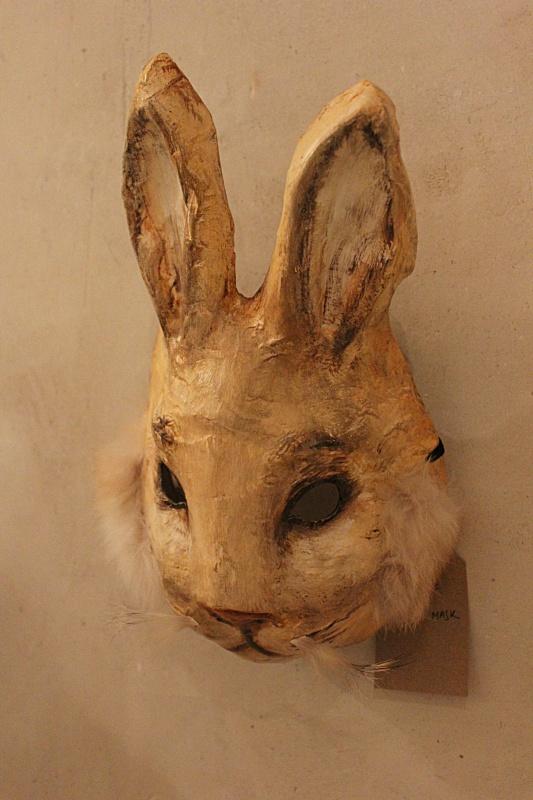 conejo-máscara