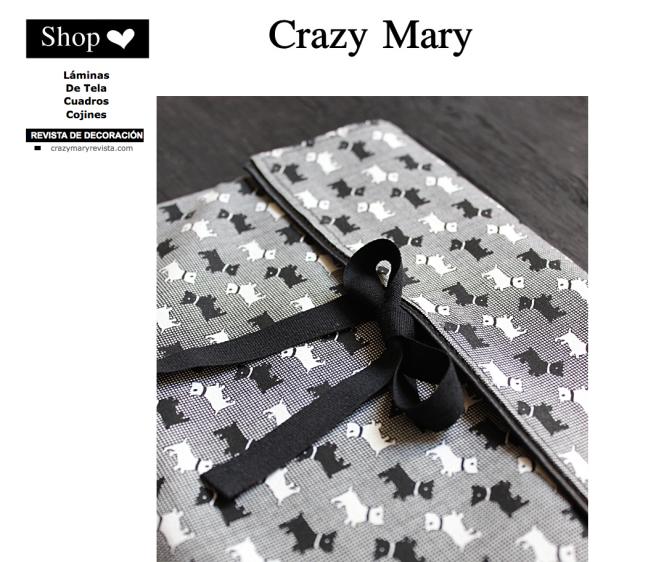 Tienda Online Crazy Mary