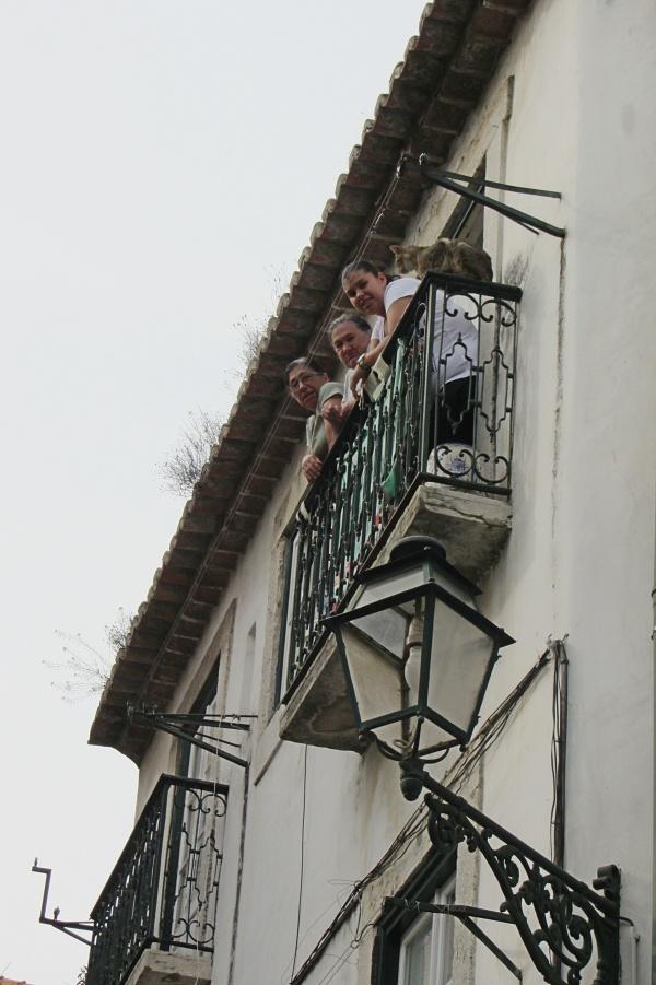 Balcón-Lisboa