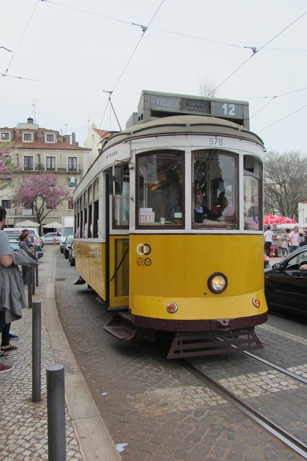 Tranvía-Lisboa
